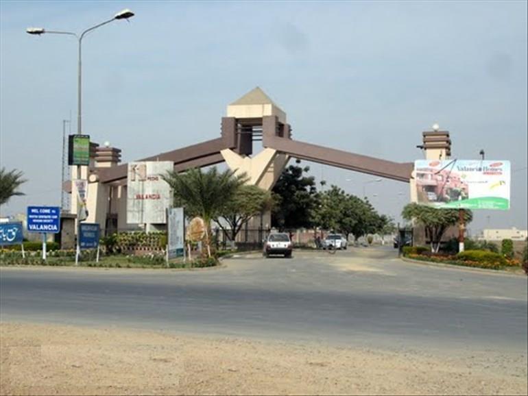 Semi Commercial Two Kanal Plot on 150 Feet Main Boulevard Road Valencia Town Lahore