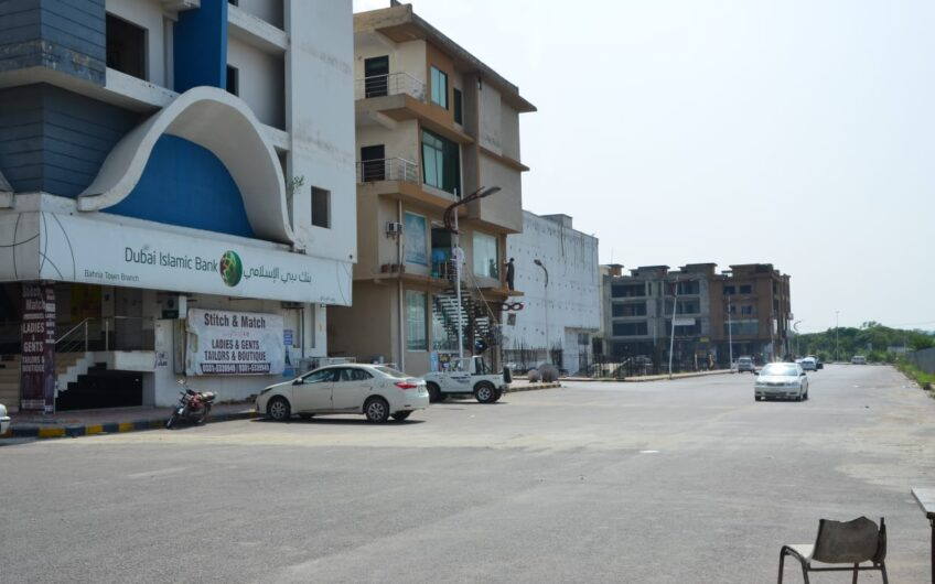 Own a shop in Bahria Phase 7 in The commercial hub