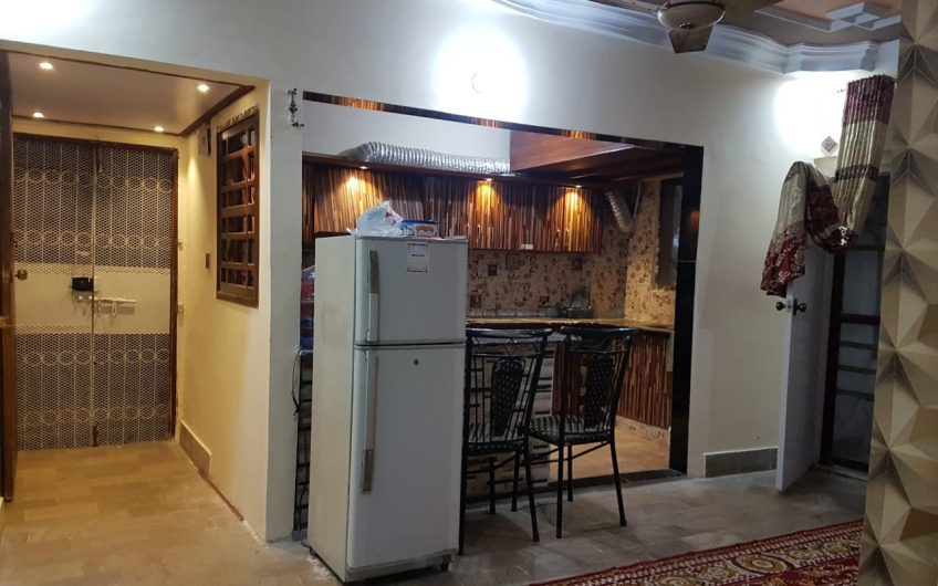Flat for Sale (1000 sq ft) New Renovated